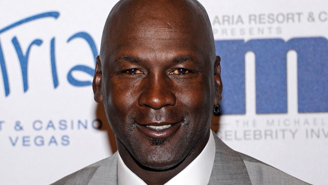 PHOTO: Charlotte Bobcats owner Michael Jordan arrives at the 11th annual Michael Jordan Celebrity Invitational gala at the Aria Resort & Casino at CityCenter March 30, 2011 in Las Vegas, Nevada.
