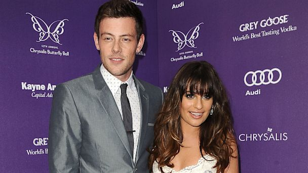 PHOTO: Cory Monteith and Lea Michele attend the 12th annual Chrysalis Butterfly Ball on June 8, 2013 in Los Angeles.
