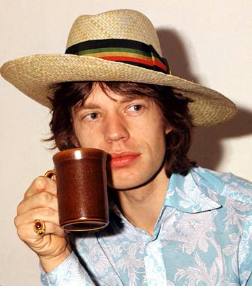 Mick Jagger: Through The Years