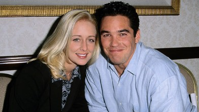 PHOTO: Mindy McCready, left, and Dean Cain.