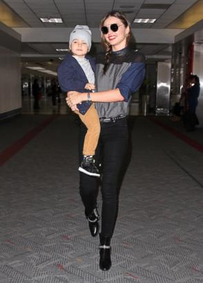 Kerr and Flynn's Chic Airport Run