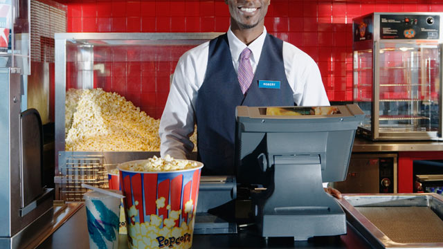 PHOTO: This month, Readers Digest unveils the secrets your movie theater employee wont tell you such as th