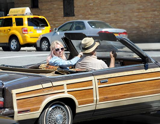 Naomi Watts & Bill Murray Film Scenes For Their New Movie