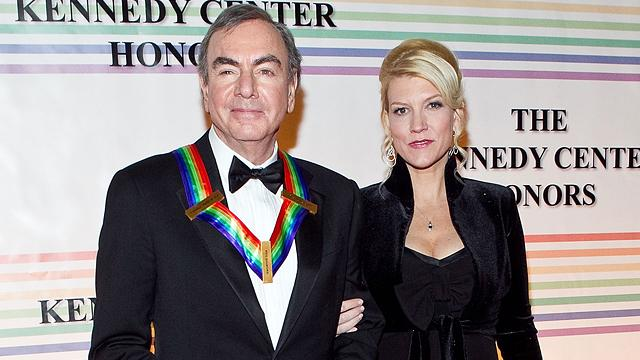 Neil Diamond Children Neil Diamond Weds His Manager
