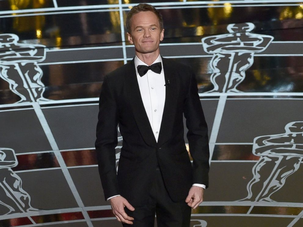 PHOTO: Host Neil Patrick Harris speaks onstage during the 87th Annual Academy Awards on Feb. 22, 2015 in Hollywood, California.