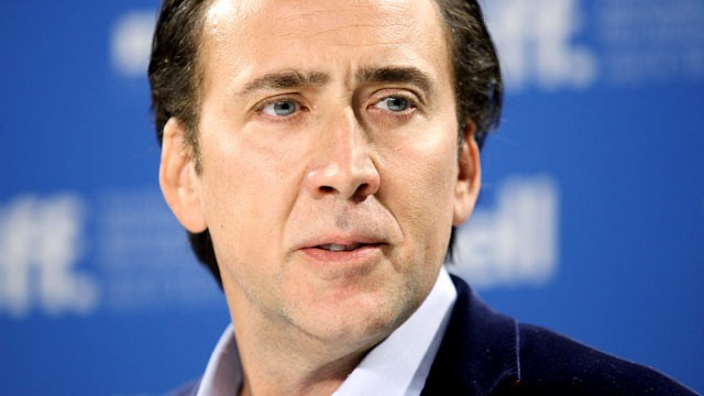 PHOTO: Nicolas Cage attends the 2011 Toronto International Film Festival, in this Sept. 14, 2011 file photo, in Toronto, Canada.