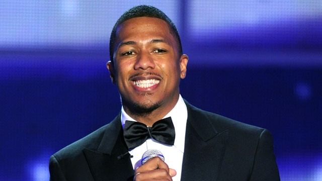 PHOTO: Nick Cannon speaks onstage during Nickelodeon's 2011 TeenNick HALO Awards held at the Hollywood Palladium, in this Oct. 26, 2011 file photo in Hollywood, Calif.