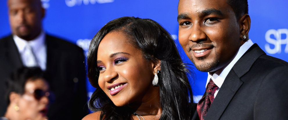 PHOTO: Bobbi Kristina Brown and Nick Gordon arrive at a movie premiere at Graumans Chinese Theatre on Aug. 16, 2012 in Hollywood, Calif.
