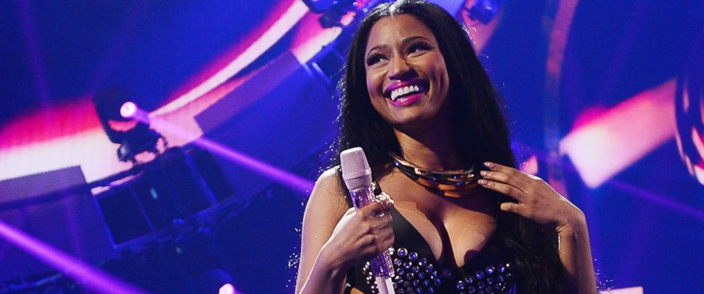 PHOTO: Nicki Minaj performs onstage during the 2014 iHeartRadio Music Festival at the MGM Grand Garden Arena on Sept. 19, 2014 in Las Vegas, Nevada.