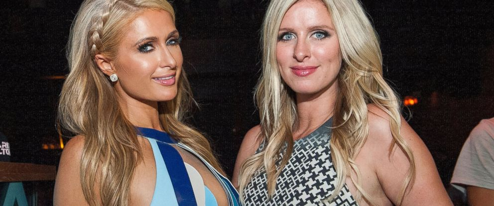 "PHOTO: Paris Hilton and sister Nicky Hilton attend Paris Hiltons New Single ""Come Alive"" Release Party at 1OAK on July 10, 2014 in West Hollywood, California."