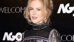 Nicole Kidman Goes Glam Before Thanksgiving