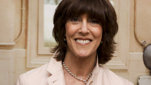 PHOTO: Nora Ephron at the Four Seasons Hotel in Beverly Hills, Calif., July 27, 2009.