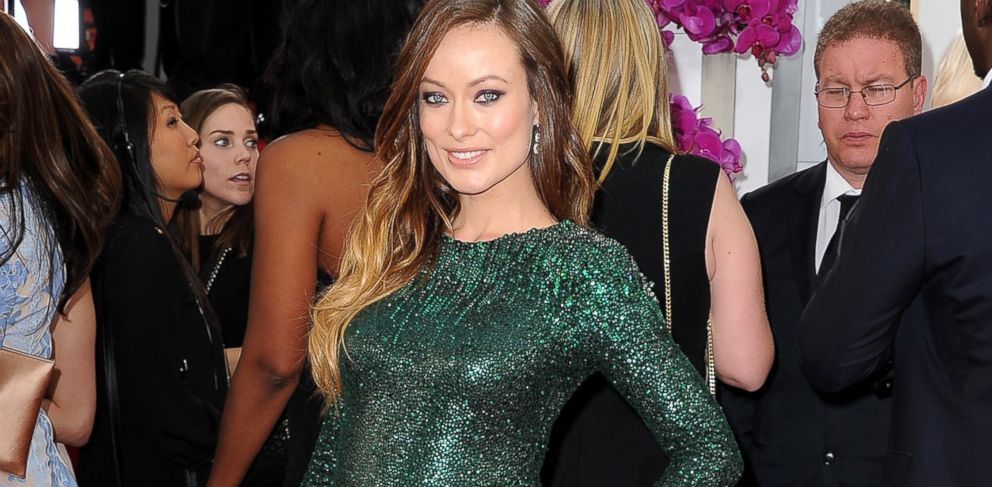 PHOTO: Actress Olivia Wilde attends the 71st Annual Golden Globe Awards held at The Beverly Hilton Hotel on Jan. 12, 2014 in Beverly Hills, Calif.