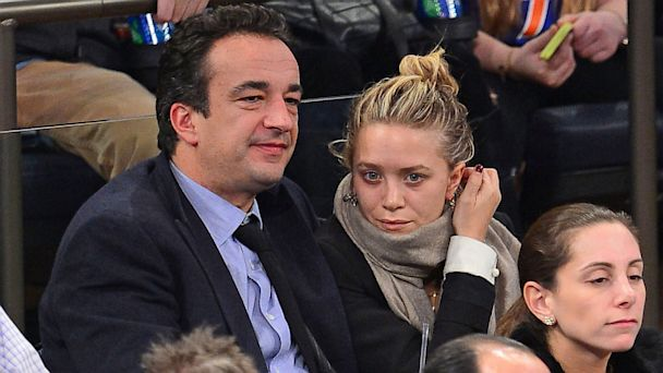 gty olivier sarkozy mary kate olsen ll 130703 16x9 608 Celeb Sightings: Mary Kate Olsen and Oliver Sarkozys Date Night, Henry Cavill and Kaley Cuoco Hold Hands and More