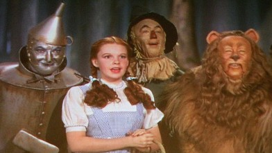 PHOTO: The original &quot;The Wizard of Oz&quot; starring Judy Garland in 1939.
