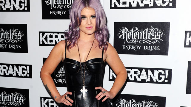 PHOTO: Kelly Osbourne attends the Kerrang! Awards at The Brewery on June 7, 2012 in London, England.