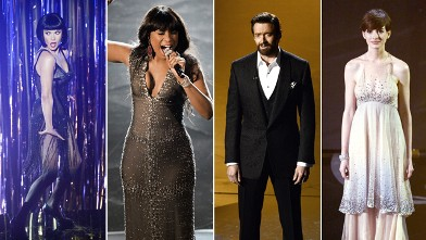 Oscars 2013: Best Moments From the Academy Awards
