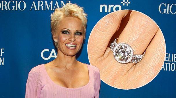 gty pamela anderson ca 140113 16x9 608 Pamela Anderson Secretly Remarries Her Ex