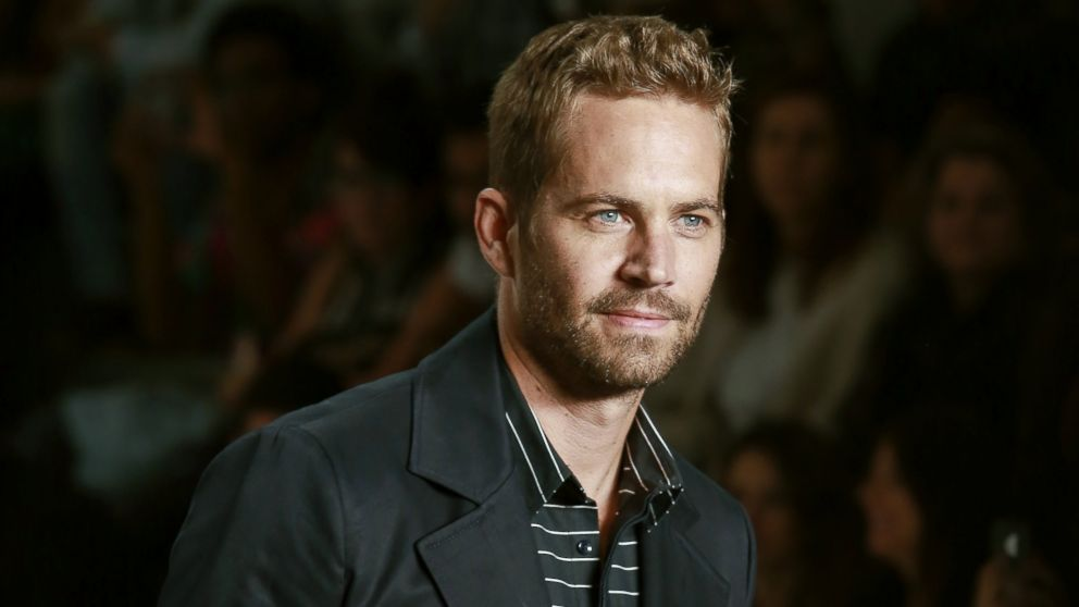 PHOTO: Paul Walker walks the runway during the Colcci show during Sao Paulo Fashion Week, March 21, 2013, in Sao Paulo, Brazil.