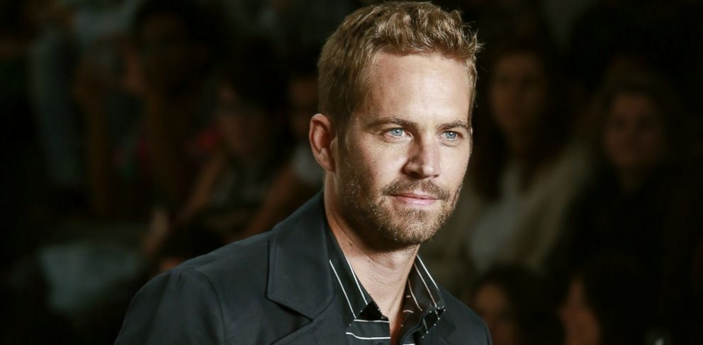 Paul Walker walks the runway at the Colcci show during Sao Paulo Fashion Week, March 21, 2013, in Sao Paulo, Brazil.