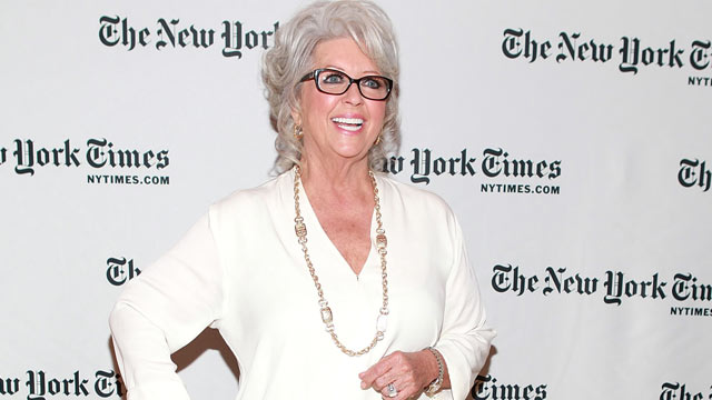 PHOTO: Chef Paula Deen attends TimesTa