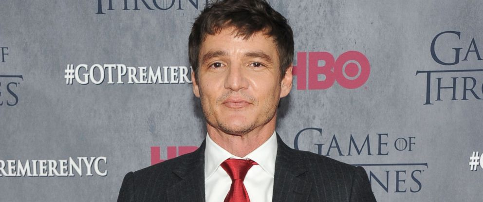 "PHOTO: Actor Pedro Pascal attends the ""Game Of Thrones"" Season 4 New York premiere on March 18, 2014 in New York City."