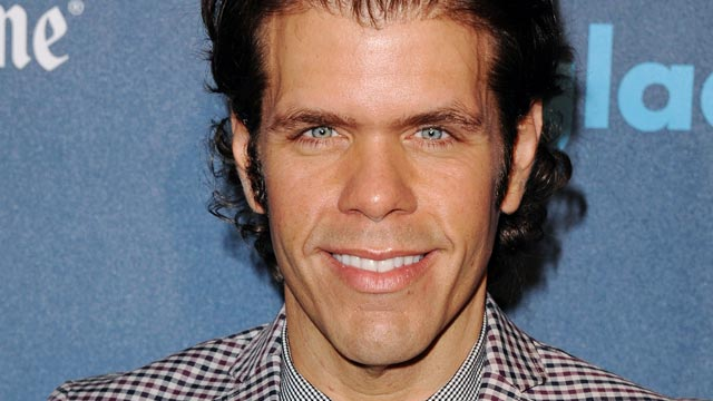 PHOTO: Perez Hilton arrives at the 24th Annual GLAAD Media Awards at JW Marriott Los Angeles at L.A. LIVE, April 20, 2013, in Los Angeles.