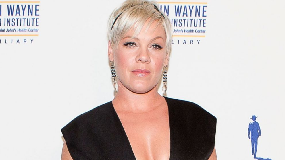 Pink Responds to Comments Pink