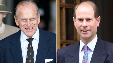 gty prince edward philip mi 130610 wblog Prince Philip Gets Hospital Visitors on 92nd Birthday