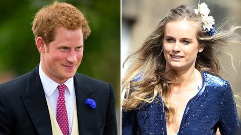gty prince harry cassida tk 130701 wblog Prince Harry Rocks Out with Cressida Bonas