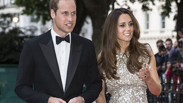 gty prince william kate middleton chairty dinner thg 130913 16x9 608 Prince George Has Voice to Match Any Lions Roar