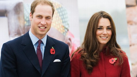gty prince william kate middleton thg 111214 wblog Nightline Daily Line, Dec. 3: William and Kate Are Expecting