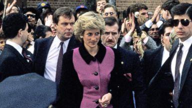 Relive Princess Dianas Visit to New York City