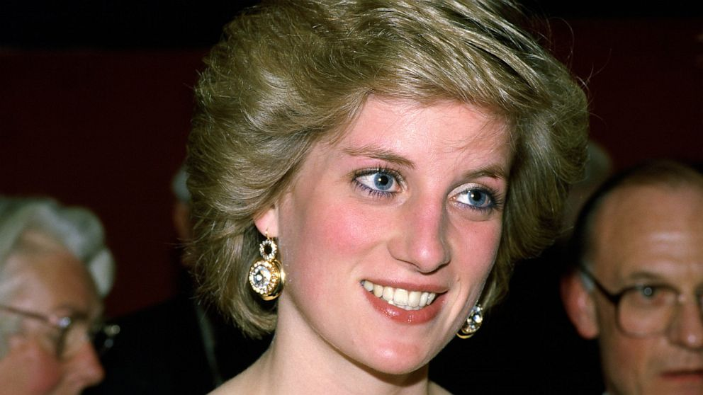 PHOTO: Diana, Princess of W