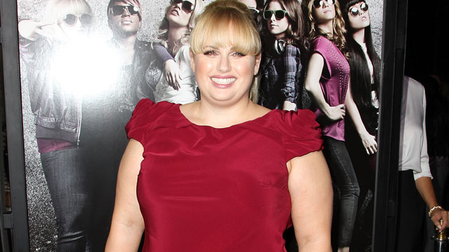 PHOTO: Rebel Wilson attends the &quot;Pitch Perfect&quot; Los Angeles Premiere at ArcLight Hollywood on Sept. 24, 2012, in Hollywood, Calif.