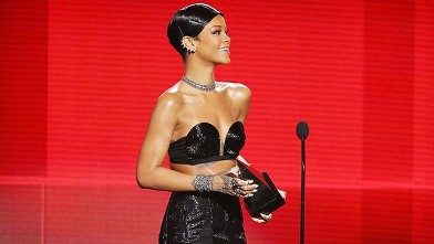 Wow! Rihanna Dares to Bare