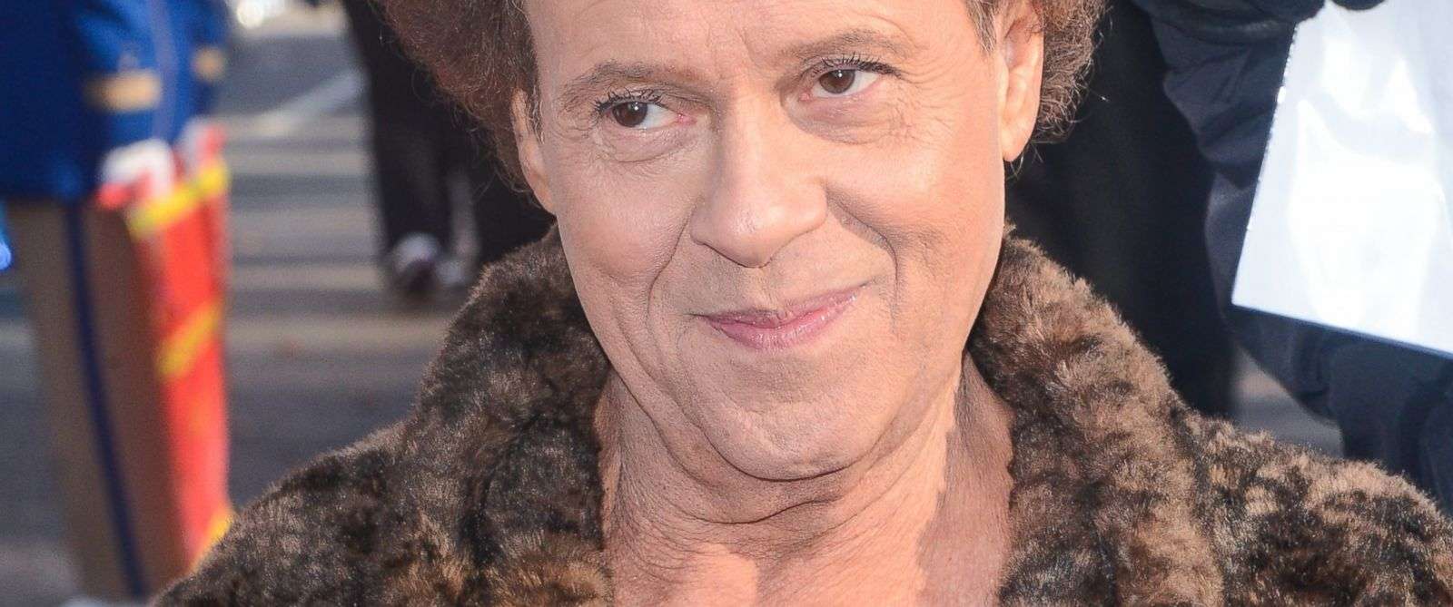 PHOTO: Richard Simmons attends the Macys Thanksgiving Day Parade in New York City on Nov. 28, 2013.