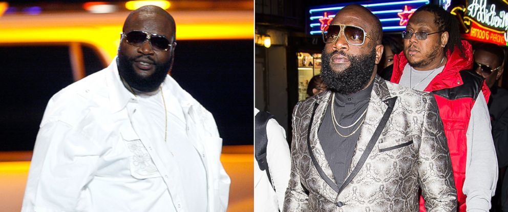 Photo Rick Ross Performs Onstage During The 21st Annual Soul Train Music Awards March