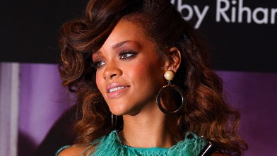PHOTO: Rihanna launches her debut fragrance Reb'lFleur at House of Fraser, Aug. 19, 2011 in London, England.