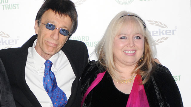 Robin Gibb Had Unconventional Lifestyle Wife Dwina They
