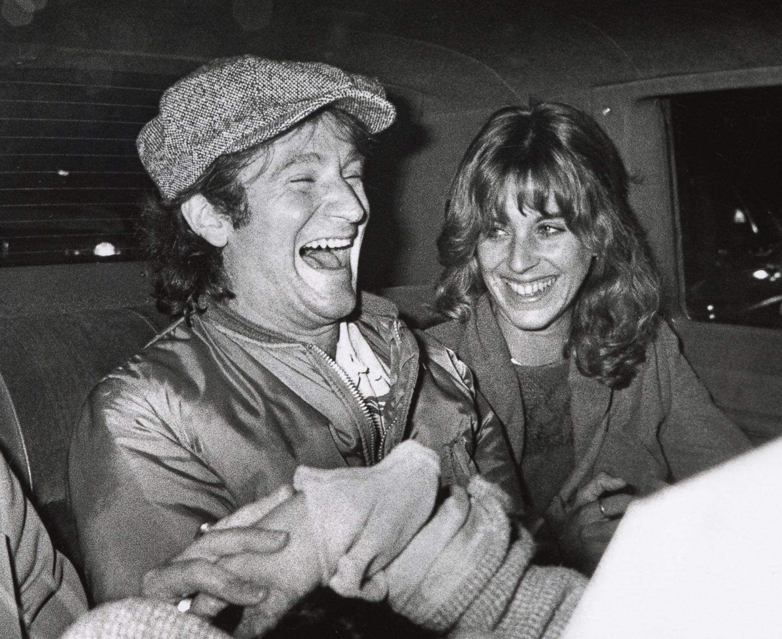 Robin Williams Family Gty robin williams 06 kb