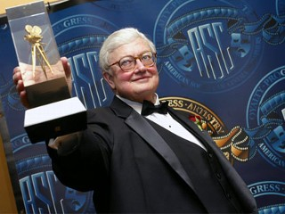 America's Movie Critic Roger Ebert Dies at 70
