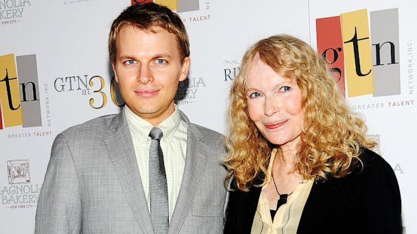gty ronan mia farrow thg 131002 16x9 608 Mia Farrows Son Ronan May Have Been Fathered By Frank Sinatra, Not Woody Allen