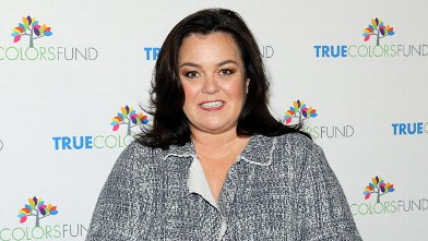 PHOTO: Rosie O'Donnell attends the Cyndi Lauper and Friends: Home For The Holiday's Concert at The Beacon Theatre on Dec. 8, 2012 in New York City.