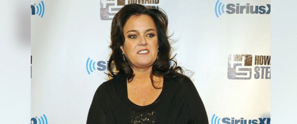 PHOTO: Rosie ODonnell attends an event at Hammerstein Ballroom in New York City on January 31, 2014.
