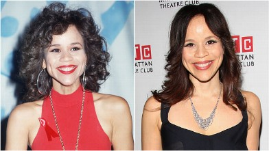 PHOTO: Rosie Perez is seen in these 1992 and 2011 file photos.