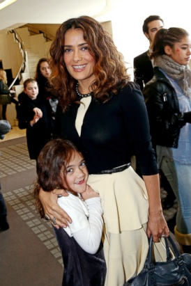 Salma Hayek's Daughter Valentina Is So Grown Up