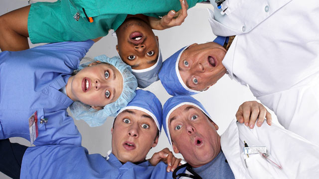 PHOTO: SCRUBS TV SERIES