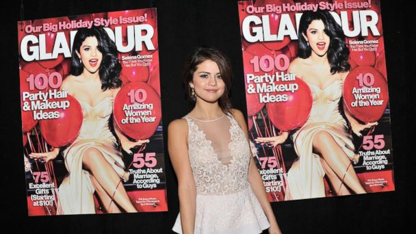 PHOTO: Selena Gomez attends the Glamour Women of the Year Awards at Carnegie Hall on Nov. 12, 2012 in New York City.