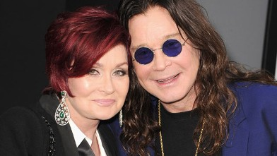 "PHOTO: TV personality Sharon Osbourne and Musician Ozzy Osbourne arrive at Los Angeles Premiere of ""Total Recall"" at Grauman's Chinese Theater on Aug. 1, 2012 in Hollywood."